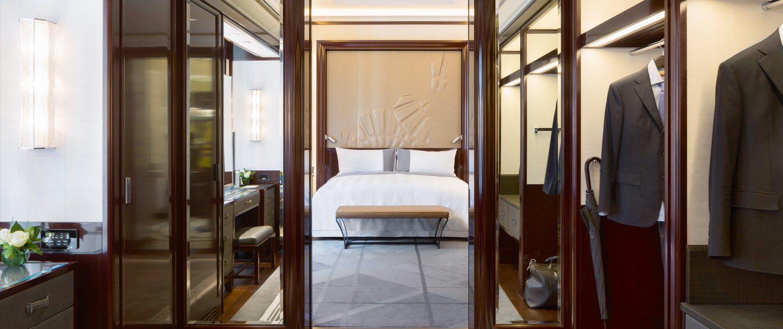 Just steps from the Arc de Triomphe , The Peninsular Paris is the perfect place for a romantic city escape