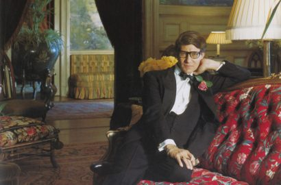 At Home With: Yves Saint Laurent