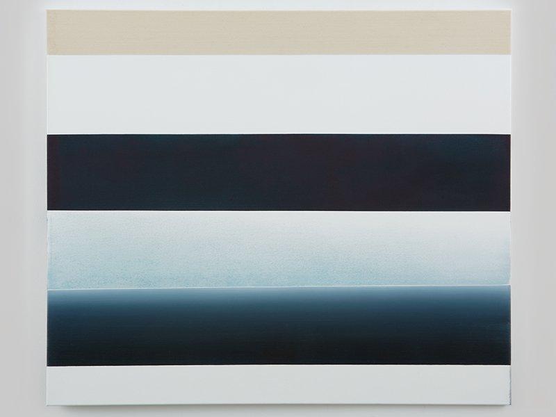 Svenja Deininger. Untitled, 2012. Oil on canvas: 50 x 40 cm. Copyright Svenja Deininger