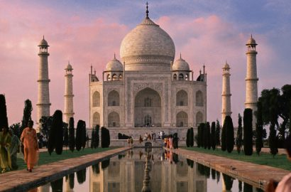 Luxury Destinations: Where to Travel in the Spring of 2015