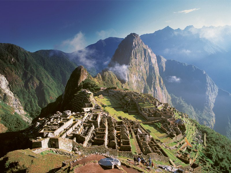 Machu Picchu on the iconic Inca Trail and the Taj Mahal [top] are both part of Abercrombie & Kent's Wonders of the World itineraries, from its recently launched Private Jet Journeys for 2015. Photographs: Robert Harding.