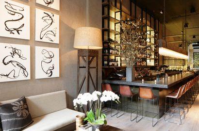 Manhattan Venue: Italian Restaurant Tutto il Giorno Tribeca