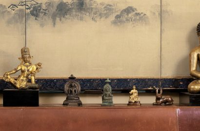 Asian Art and The Collection of Robert Hatfield Ellsworth