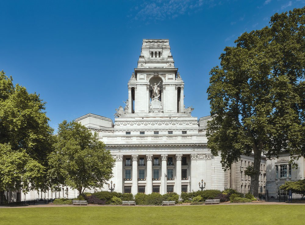 Ten Trinity Square, London, England
