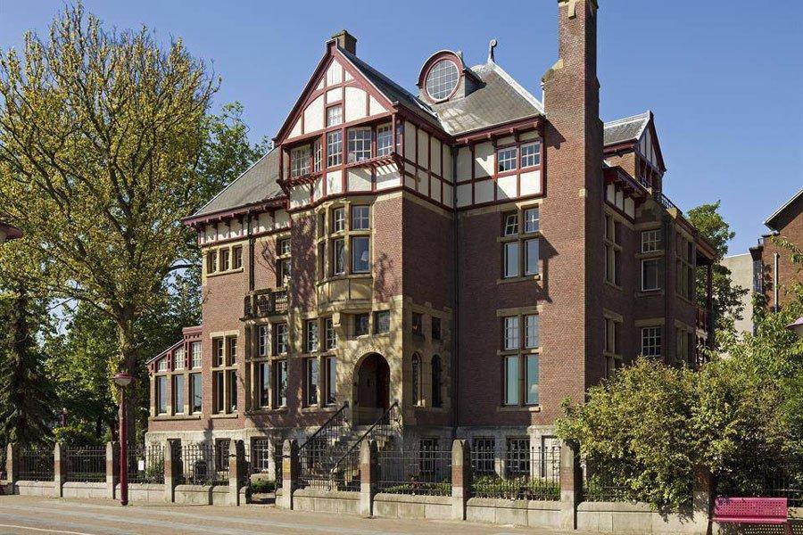 19th-century villa in Amsterdam