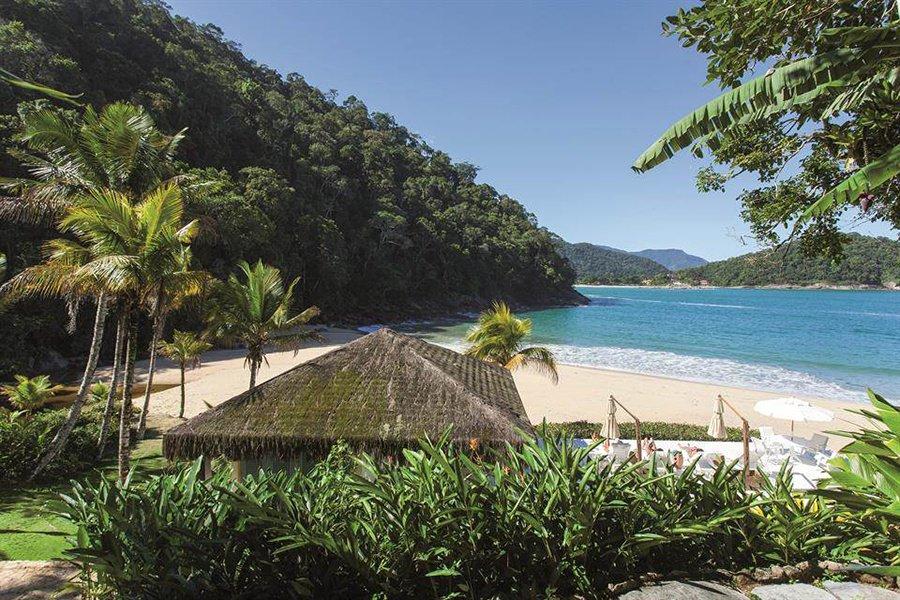 Brazil Spanish-style villa with private beaches