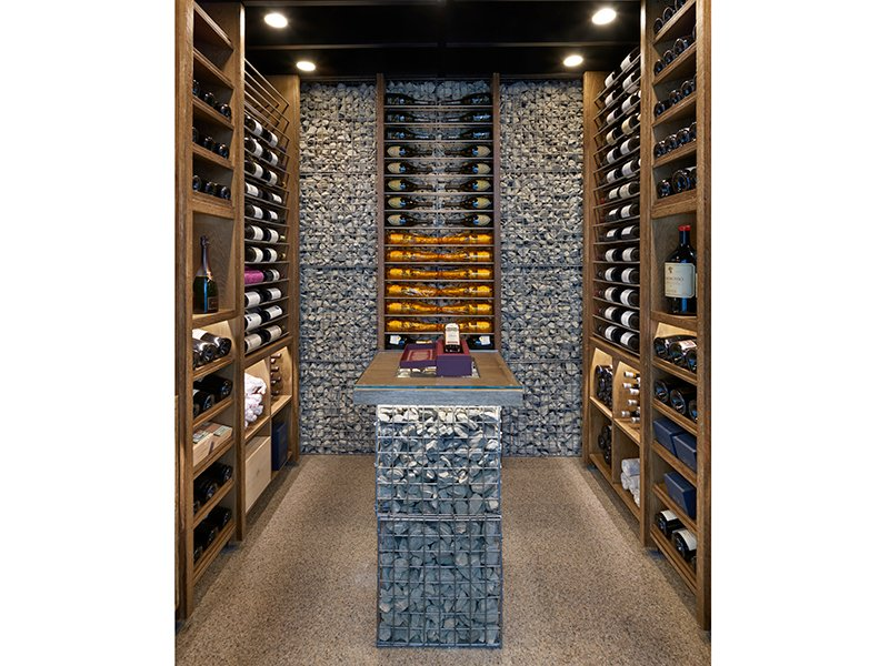 If space is available, or where excavating for a spiral cellar isn't possible, Spiral Cellars can also create dedicated wine rooms.