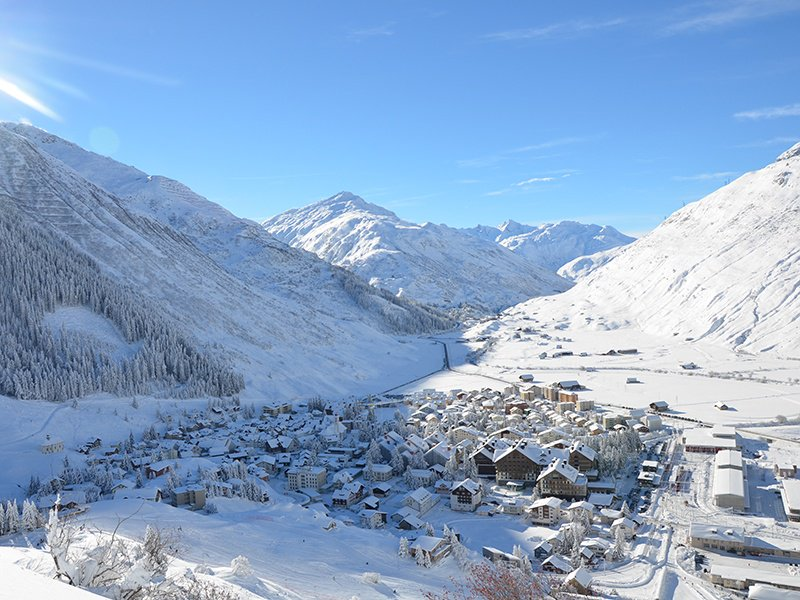 """The """"unadulterated natural beauty"""" of Andermatt has stolen the heart of investor and developer Samih Sawiris."""