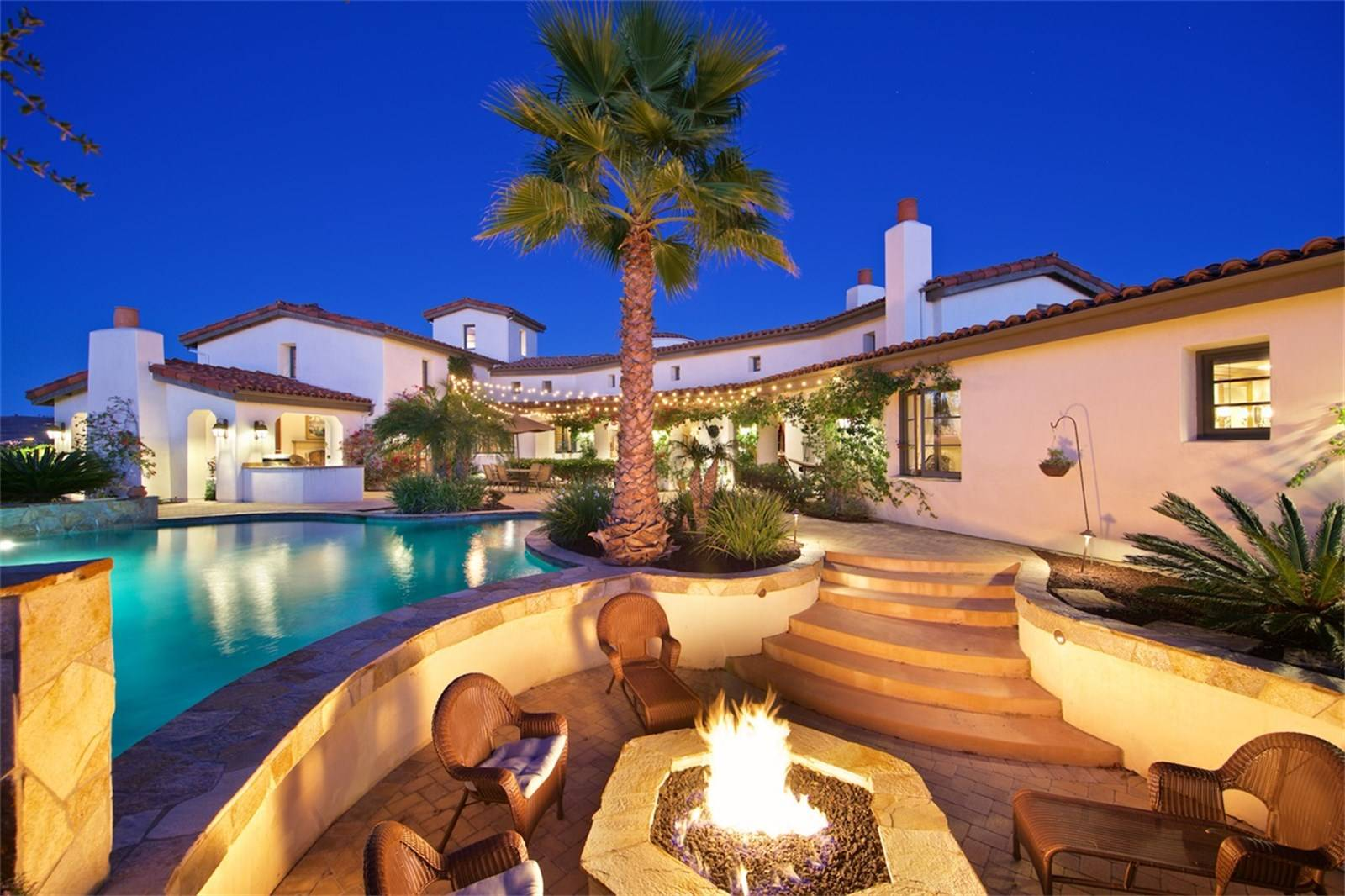 Luxury home sales in San Diego, California soared by 26% year-on-year.