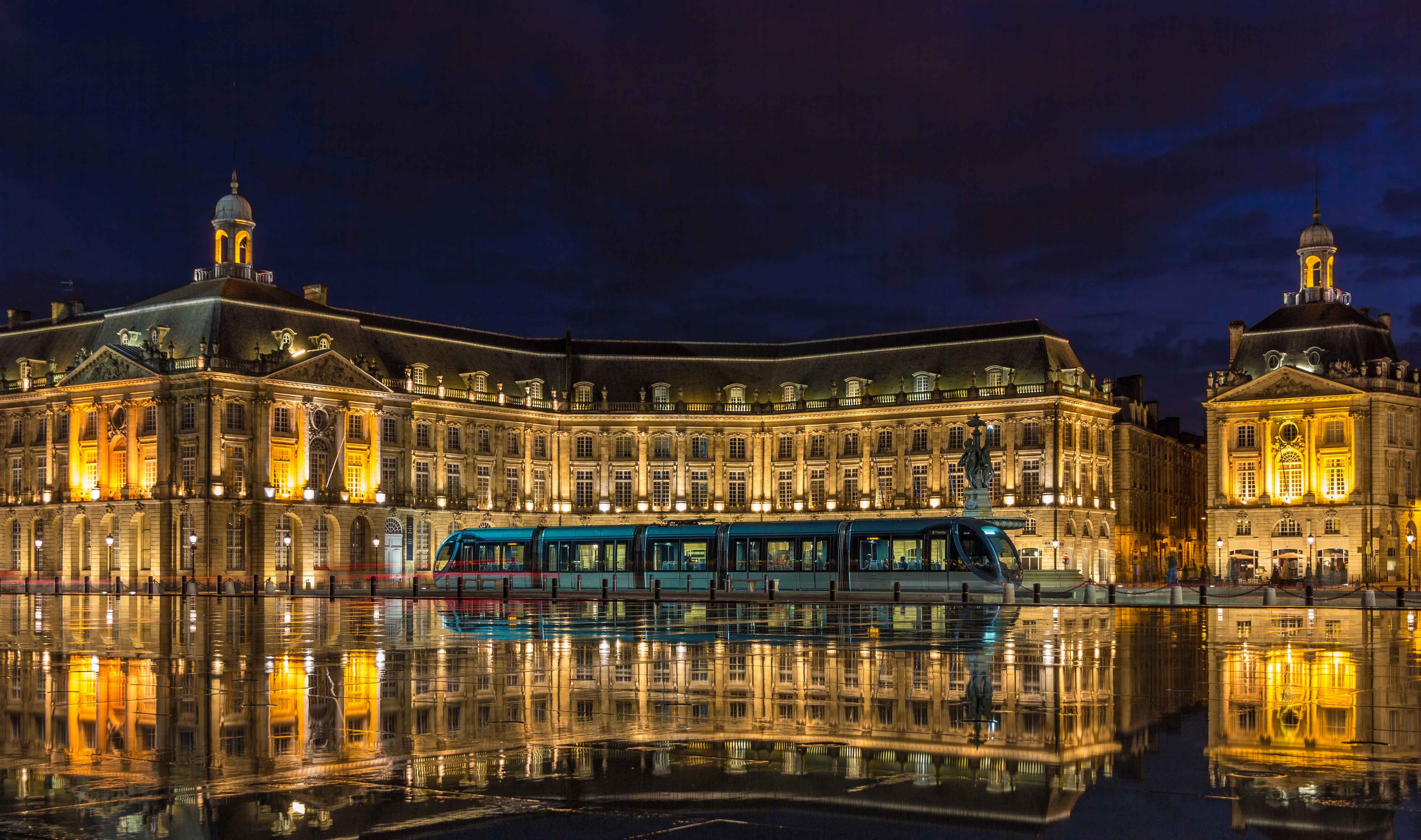 The ancient city of Bordeaux has been the largest urban area on the UNESCO World Heritage list since 2007. Since then, it's been voted best city in Europe, best city in the world, and the best gastronomic city in France.