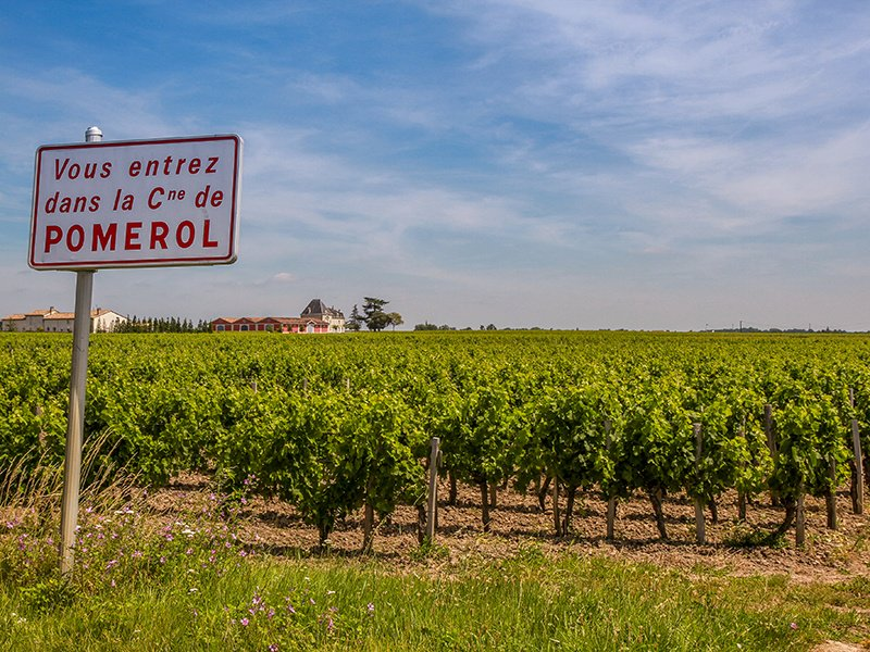 Though the smallest of Bordeaux's fine wine appellations, Pomerol is known for its sought-after Right Bank red wines. Photograph: Getty Images