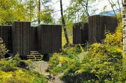 Nurtured by Nature: Site-Specific Architecture