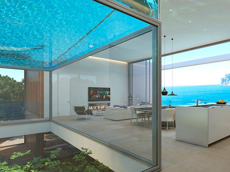 Dive In How To Design A Luxury Home Swimming Pool Christie S International Real Estate