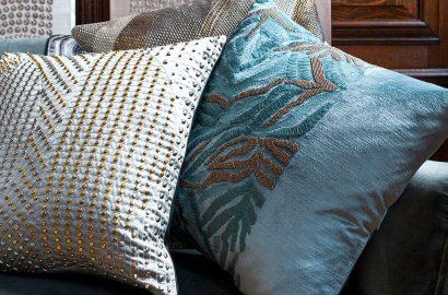 A Stitch in Time with Bespoke Embroiderer Geraldine Larkin