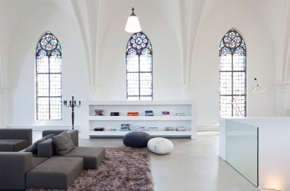 Clever Conversions: Creating a Home from a Castle