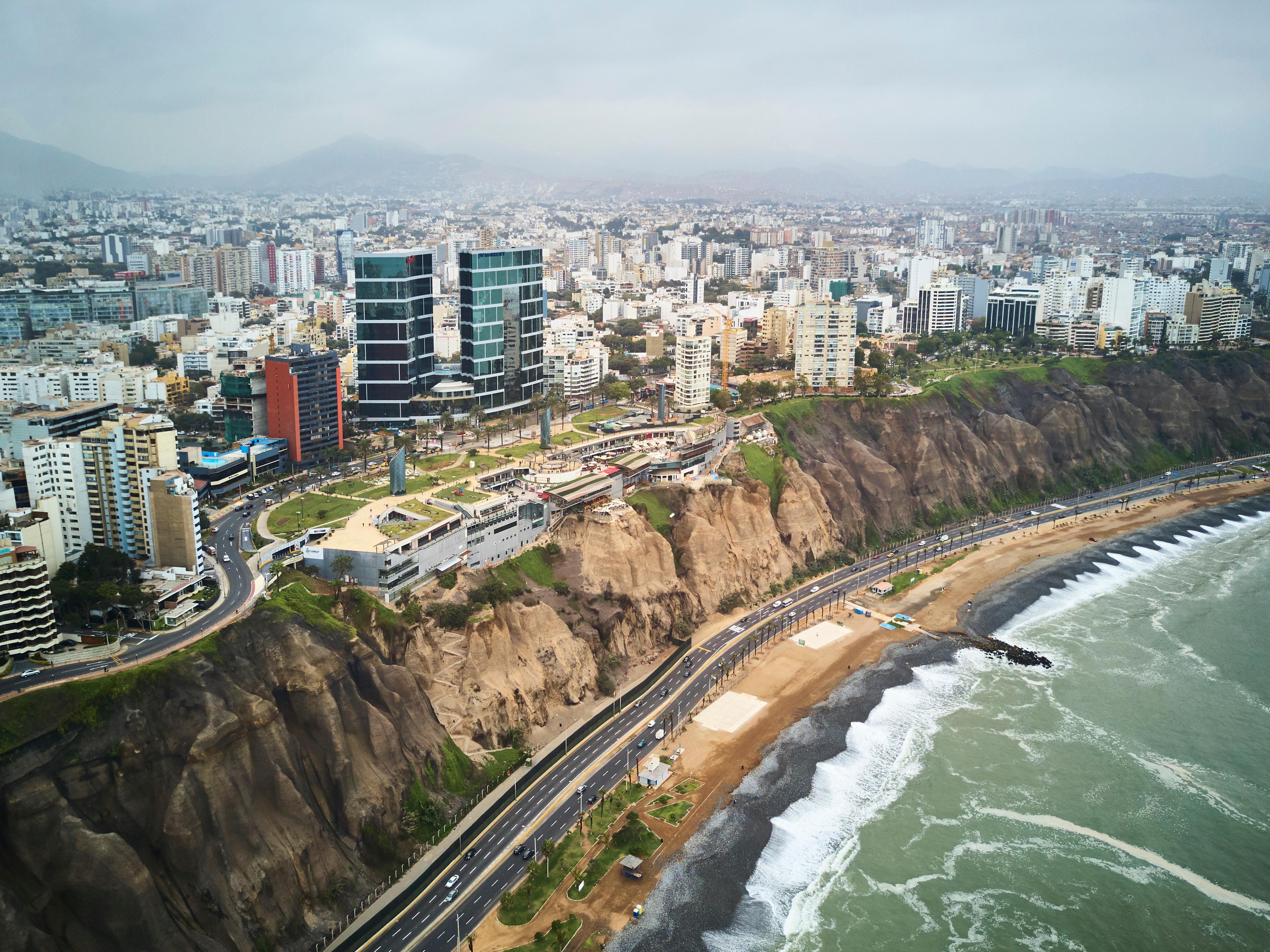 San Isidro Peru Ocean Neighborhood Property