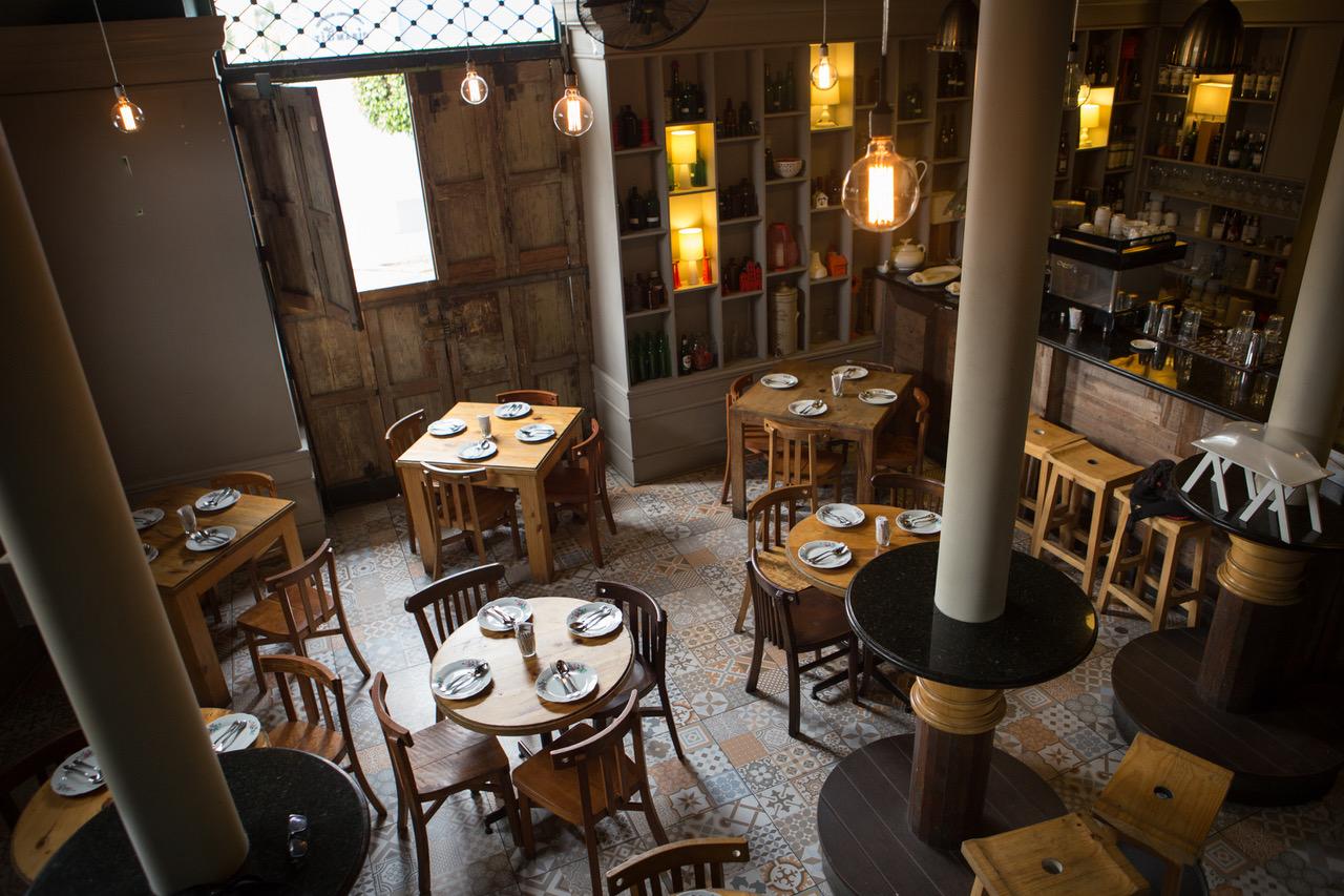 Isolina restaurant Barranco Lima Peru