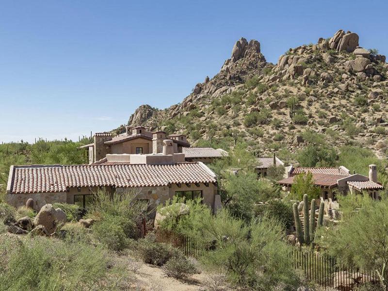 Scottsdale Arizona property