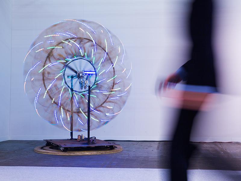 Armory Show Rafael Lozano-Hemmer