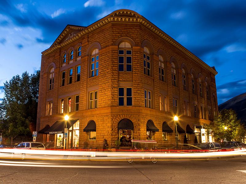 Wheeler Opera House Aspen