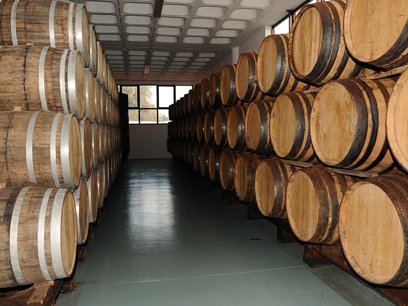 madeira casks henriques