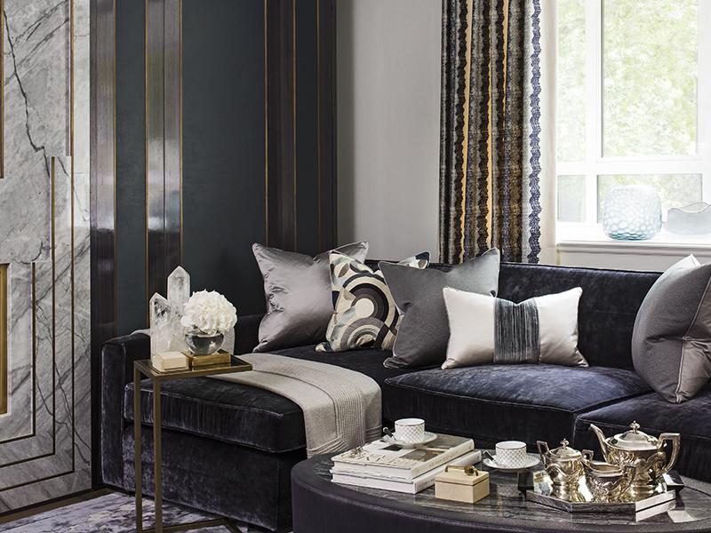 Katharine Pooley interior design London apartment