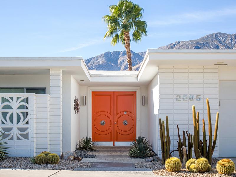 Palm Springs Door Tour Modernism Week