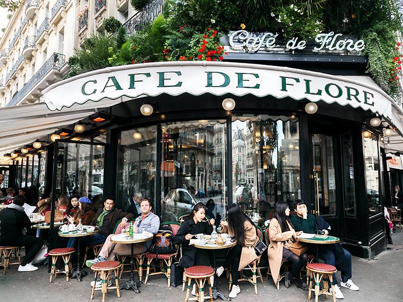 Cafe-Flore-Paris-shutterstock