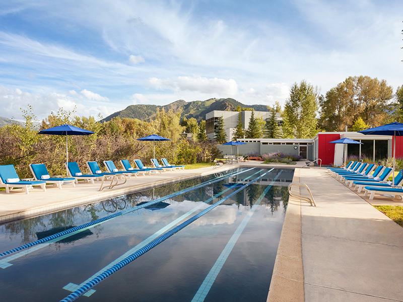 Bayer pool Aspen Colorado
