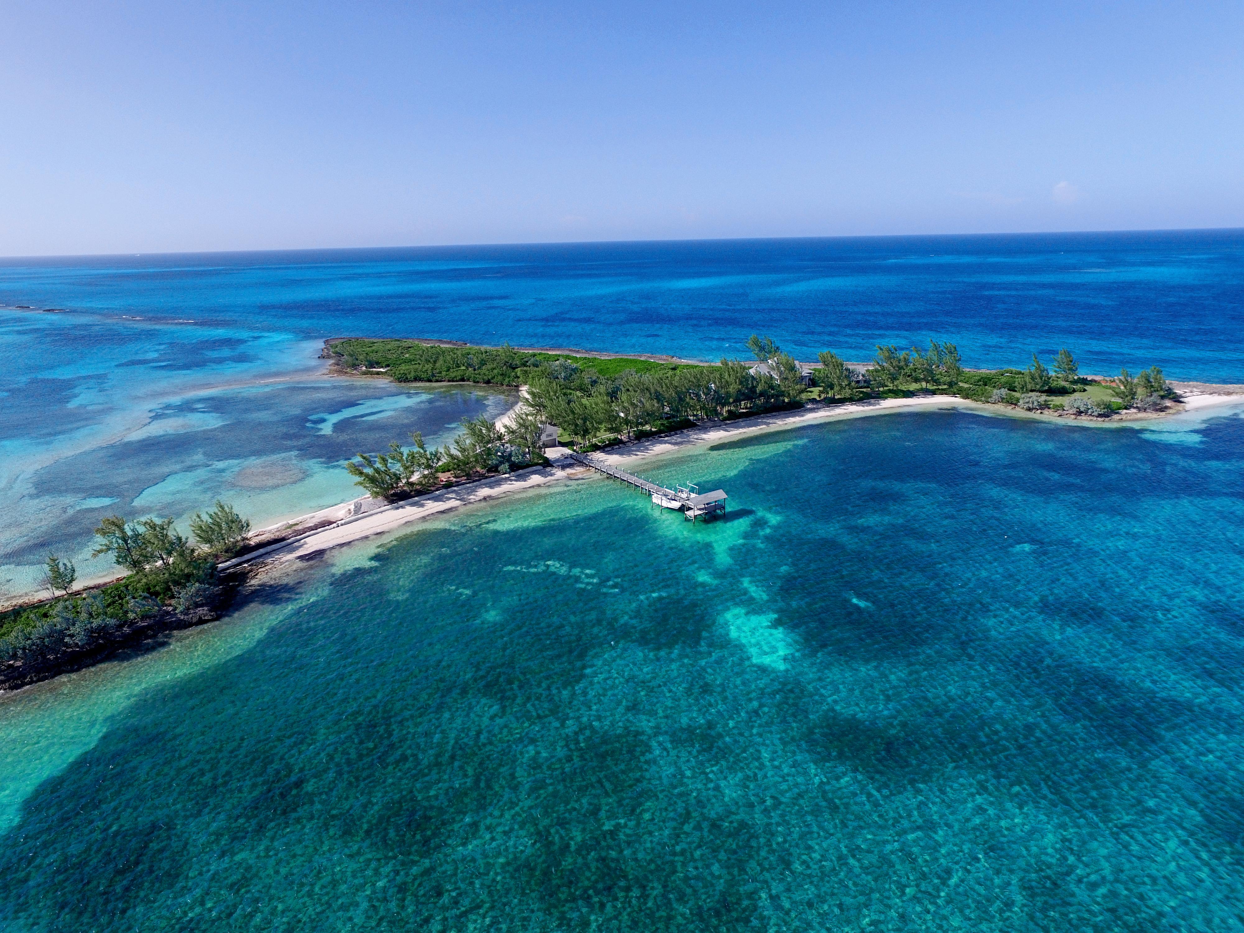 Hidden Island Retreat