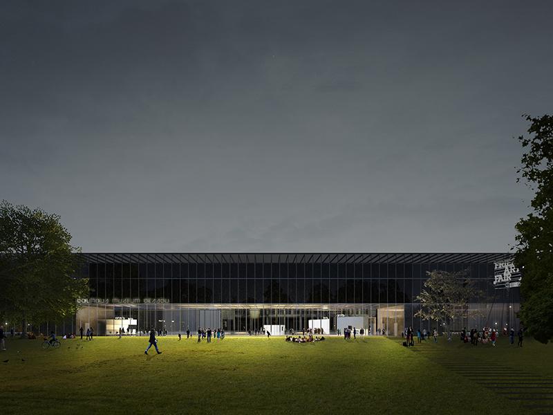 Dessau Bauhaus Museum