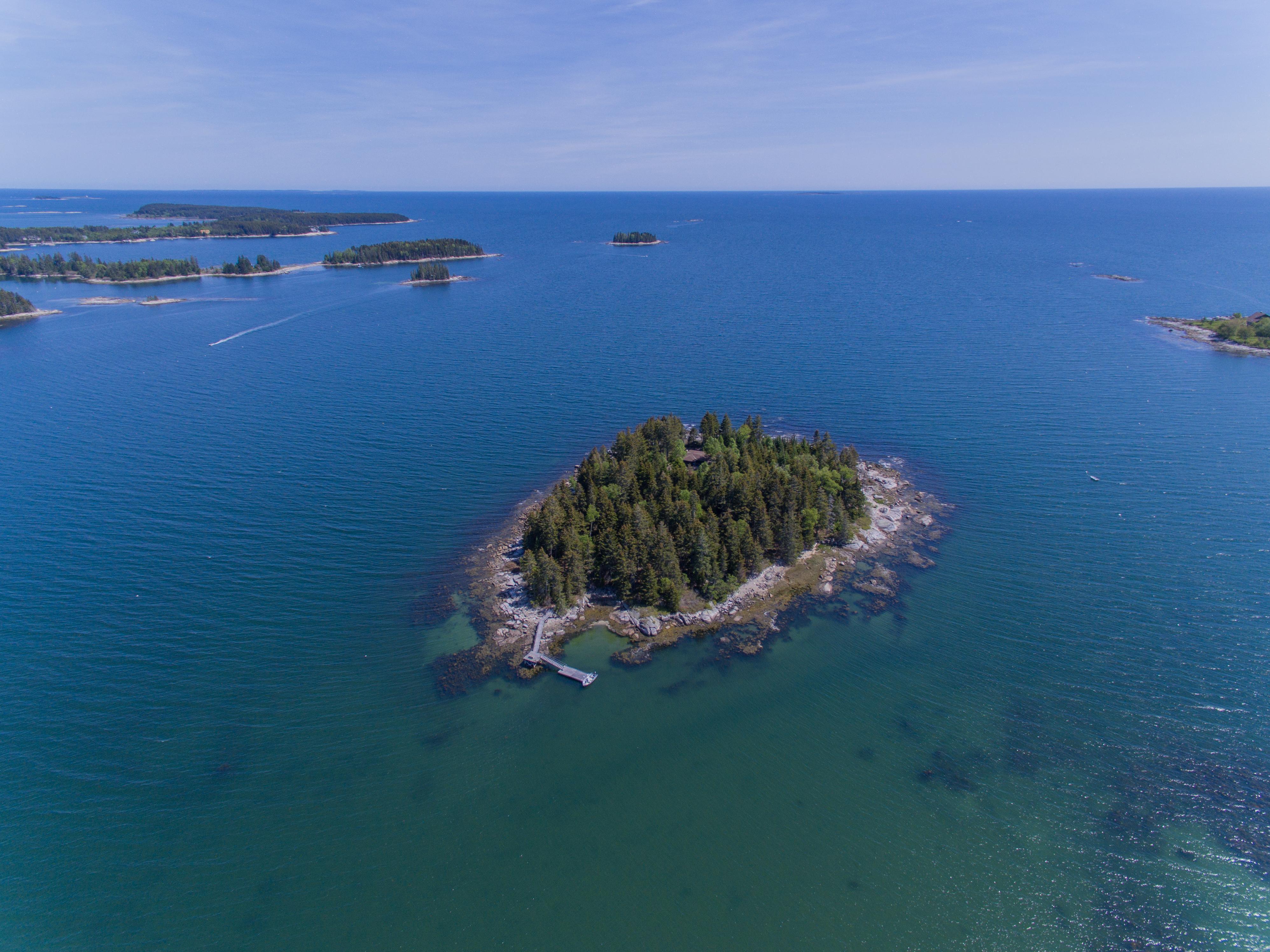 Coastal Island Home
