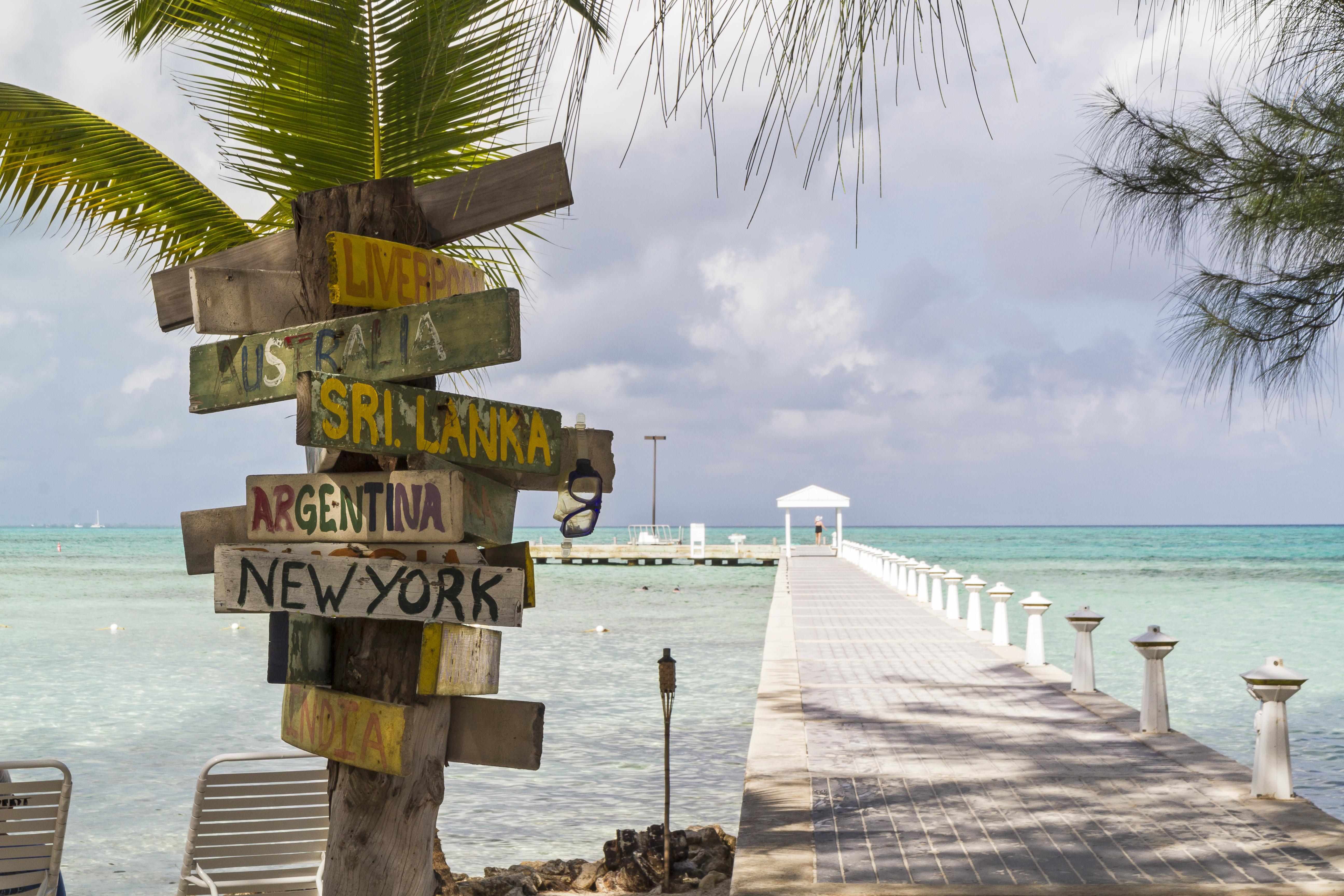 Rum Point Beach Cayman Islands
