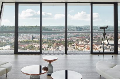 7 Penthouses with City Views