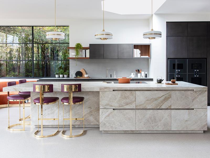 Bespoke kitchen by Eggersmann Design