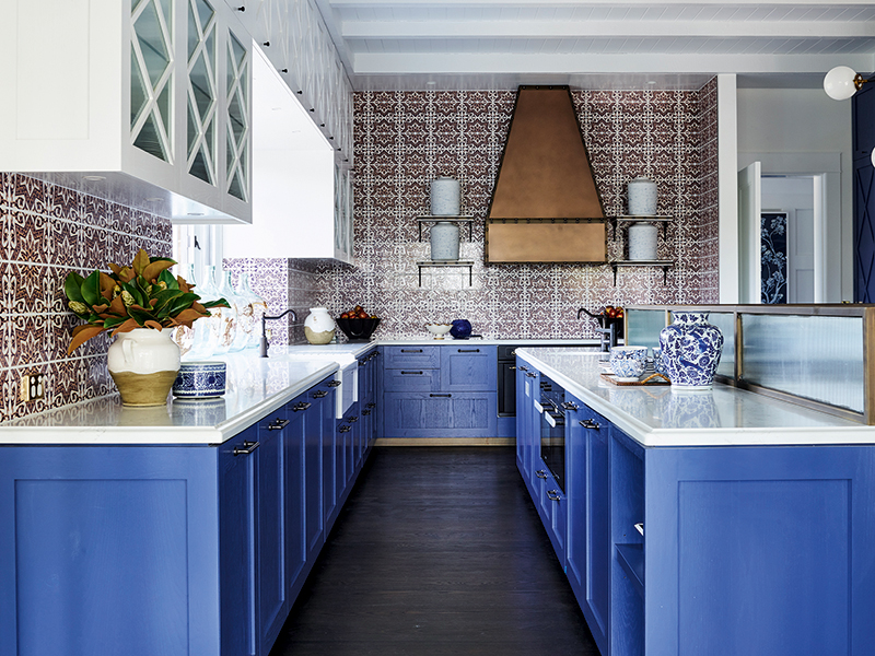 Kitchen in Avoca House by Greg Natale