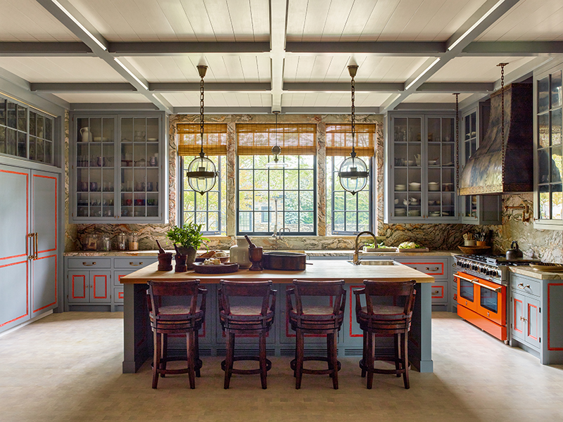 Kitchen by Steven Gambrel