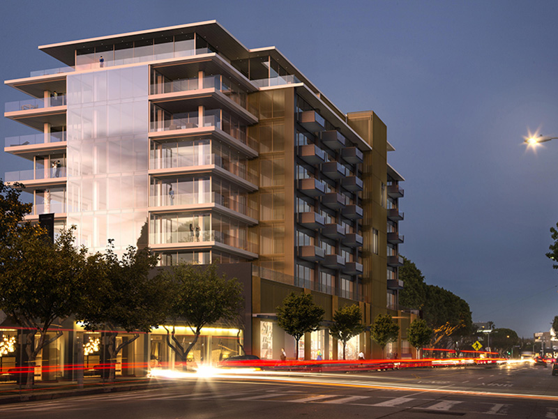 Olson Kundig office to apartments Hollywood