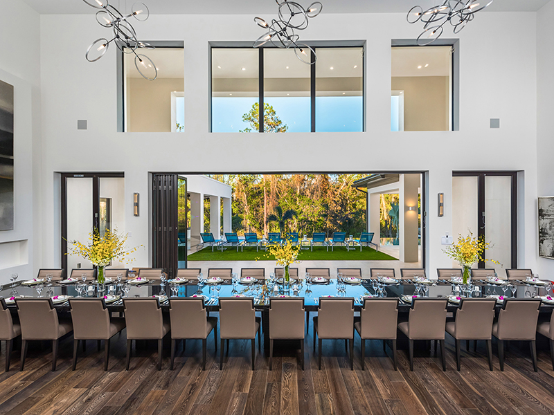 Florida-property-dining-room