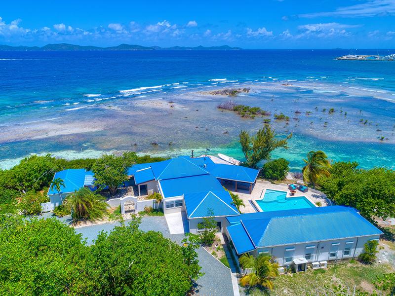 Manuel Reef property Tortola