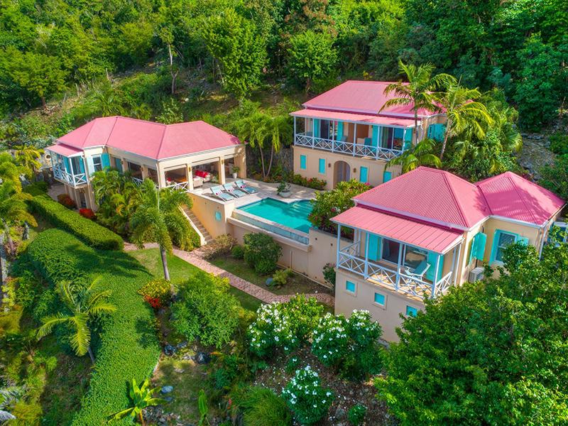 Silver Palms property Tortola