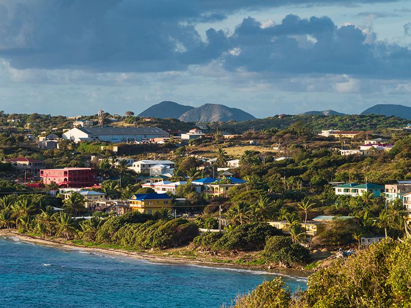 British Virgin Islands Spanish Town