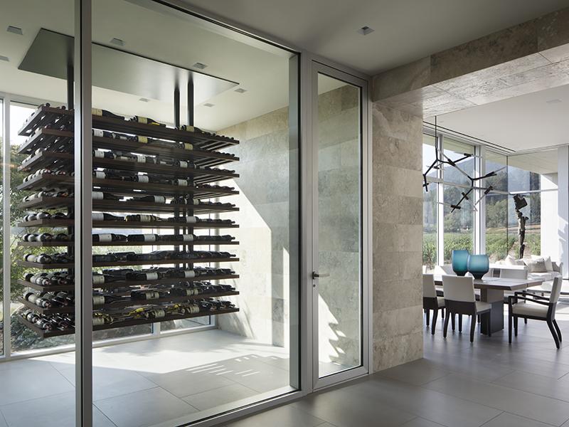 wine-cellar-Napa-Valley