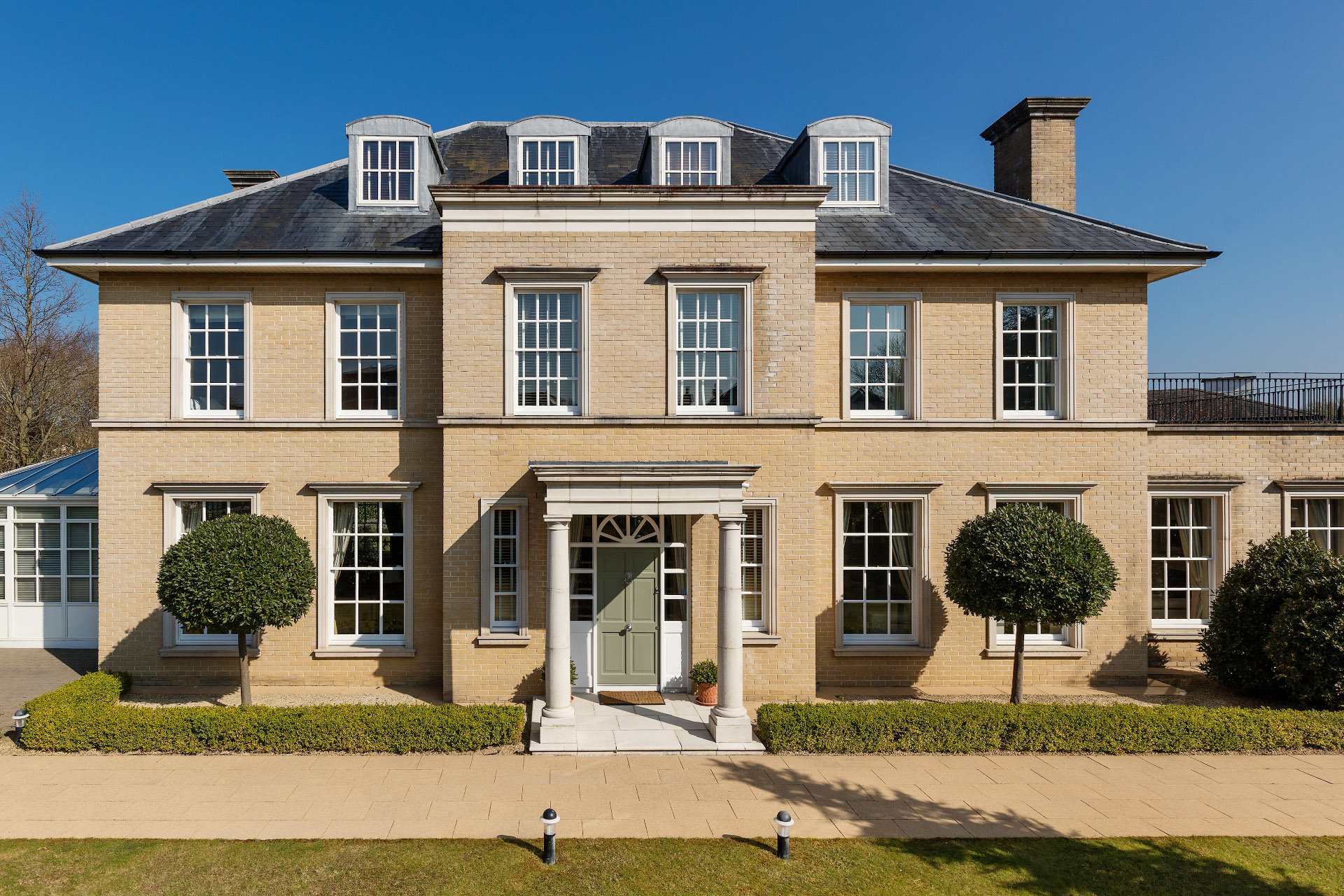 ultra-luxurious family home on more than an acre of landscaped gardens is in Abington, one of Dublin's most distinguished addresses.