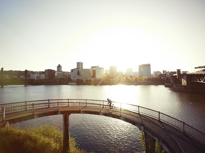 Portland Waterfront Trail