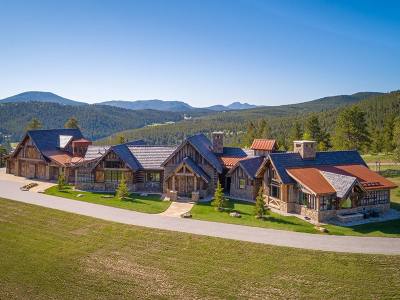 Red Tail Ridge, a property for sale through Christie's International Real Estate group