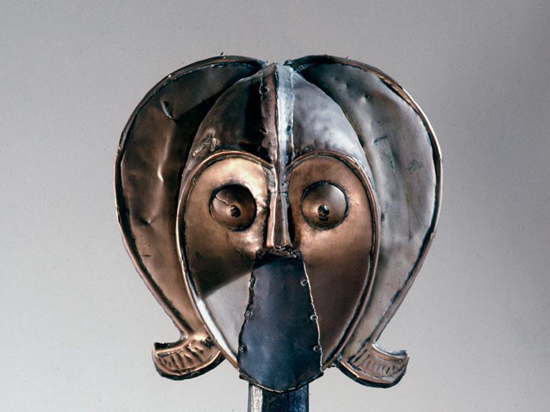 A Kota figure, an example of African Art from Gabon