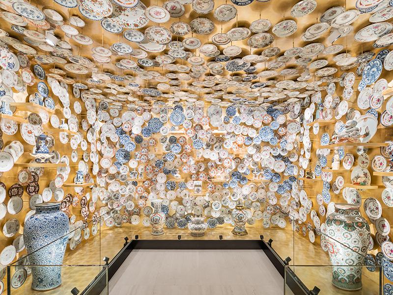 The Porcelain Room at Fondazione Prada