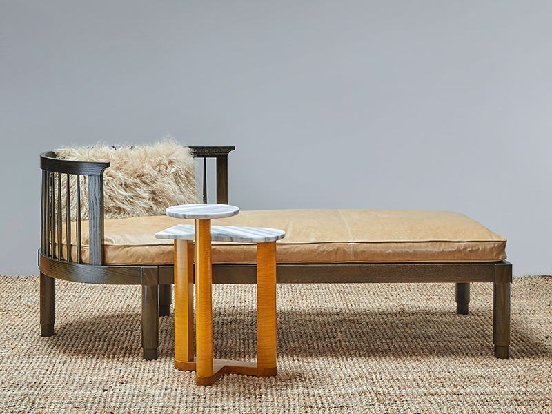Inlet Lounge Daybed by O&G