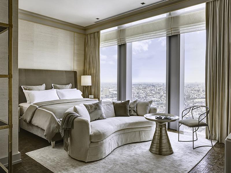 Sky Residence Bedroom